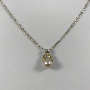Vintage Pearl Necklace, Vintage Jewelry